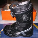 2010 thirtytwo Focus Boa Boot forward lean