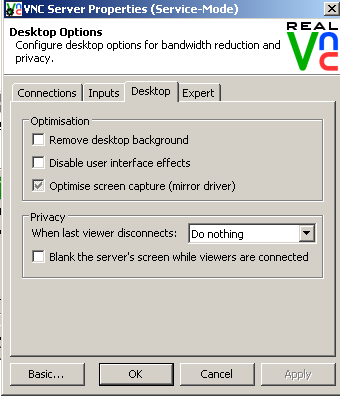 How To Fix Redrawing Problems In Your VNC « Artem
