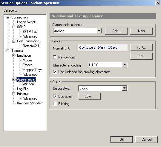 SecureCRT for Mac - VanDyke